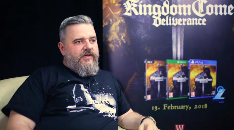 Kingdom Come: Deliverance, documentary, Dan Vávra