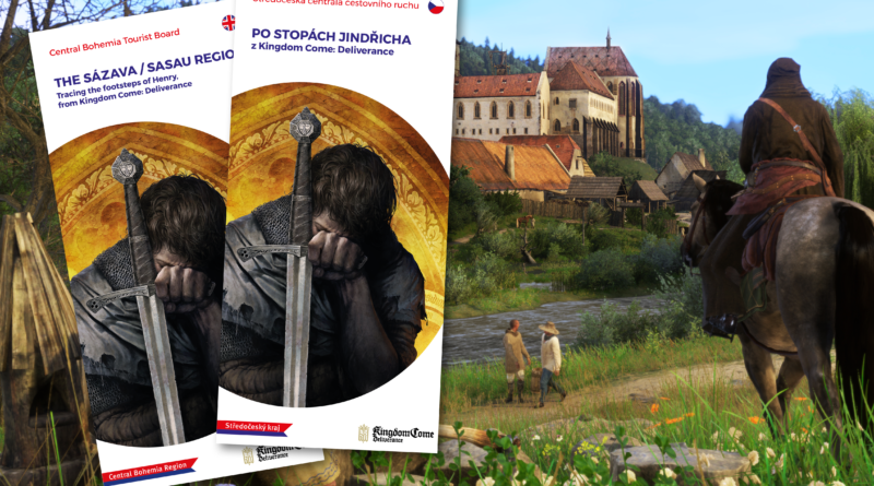 Mapa Kingdom Come: Deliverance
