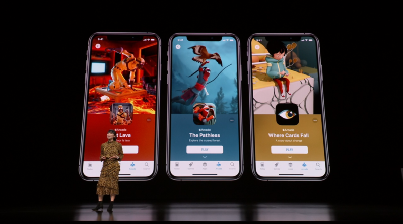 Apple Arcade konference