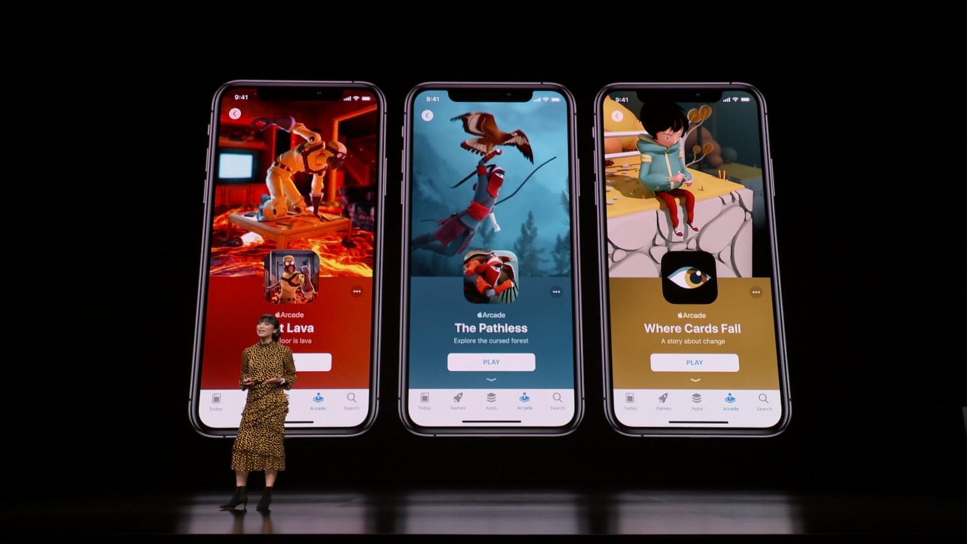 Apple představil novou herní službu Apple Arcade   GamesDev.cz