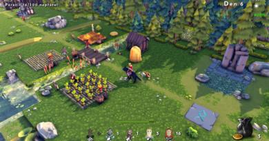 The Wild Age herní screenshot